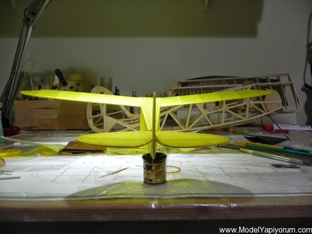 Piper Super Cub – Oktay GÜLMEZ